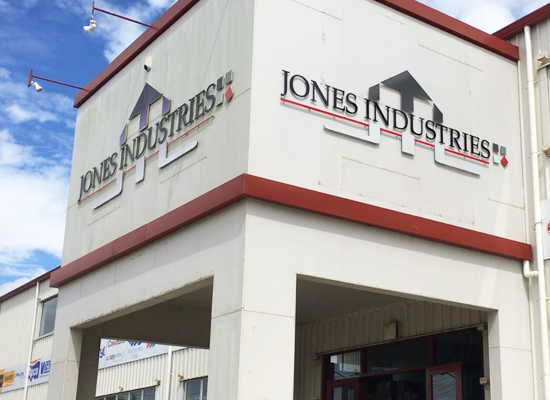 Jones Industries Ltd.